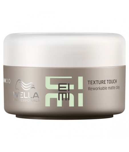 Wella Professionals Матовая глина EIMI Texture Touch, 75 мл